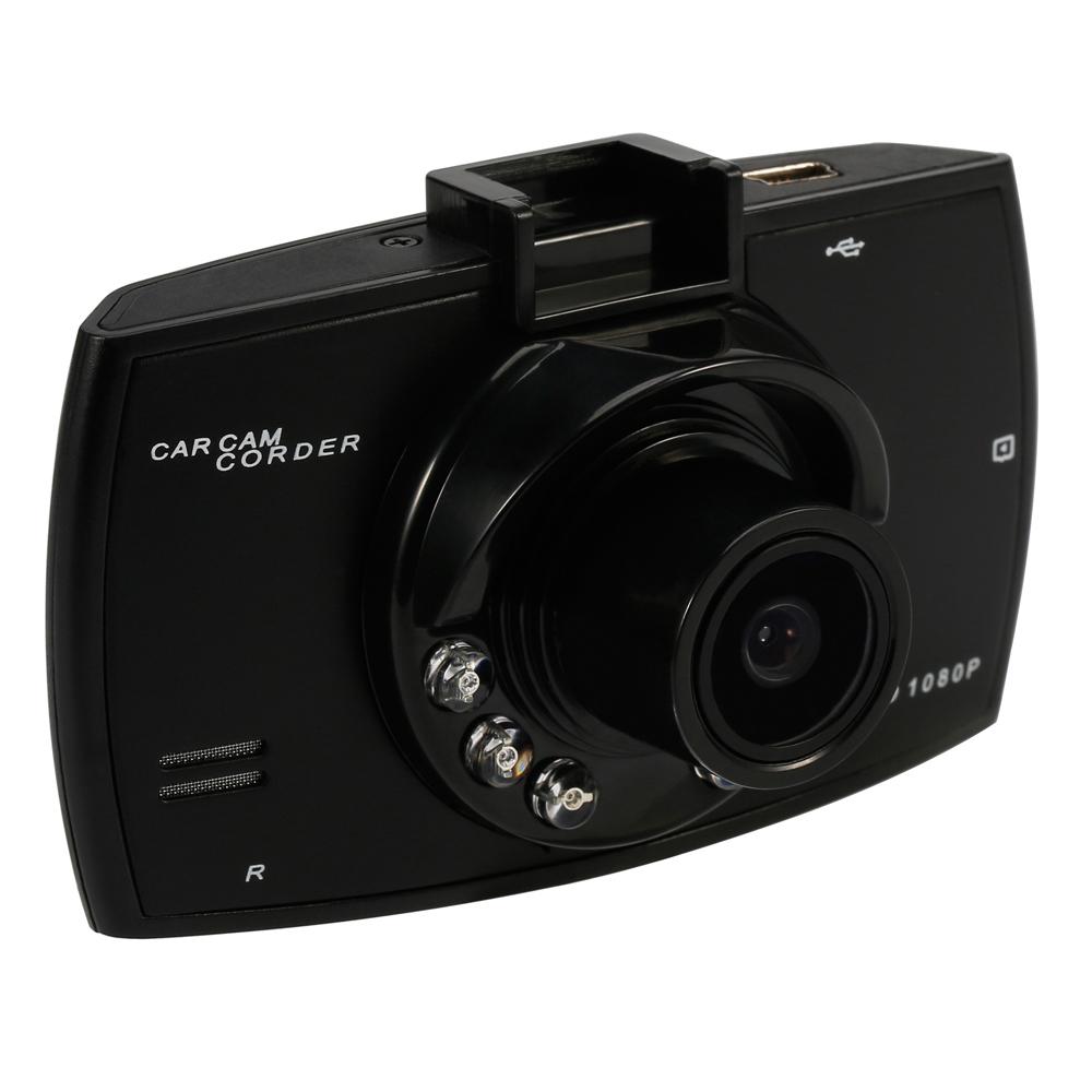 "New 2.4"" Night Vision 6 LED Wide Angle LENS Car Camera Recorder Car Cycle Recoder DVR Dashcam(China (Mainland))"