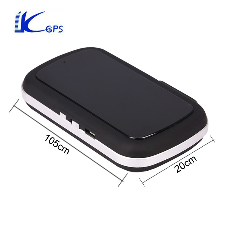 LK208 GSM Car GPS Tracker For Vehicle, Container With Magnet & 5000mAh Battery, SOS Alarm, Movement Alarm, Geo-fence(China (Mainland))