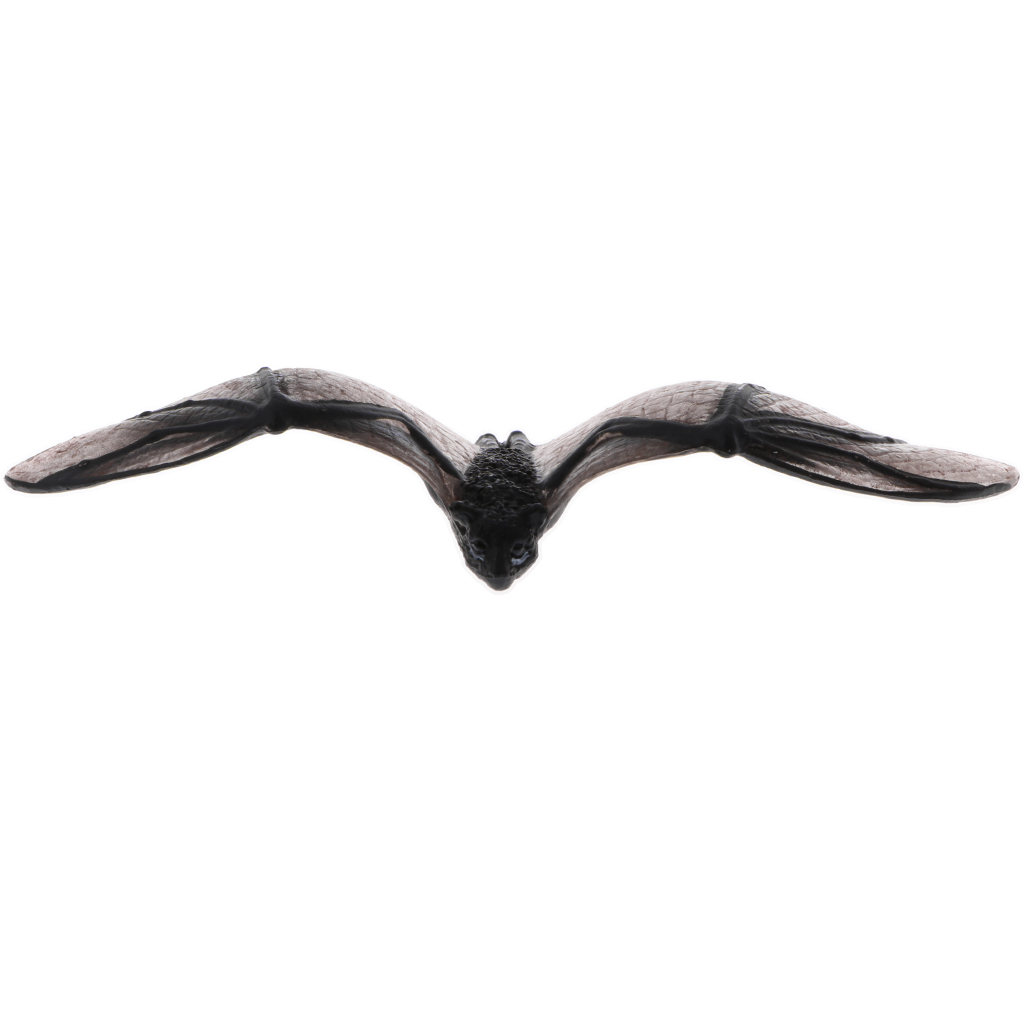 Flying Bat Animals Figure Toys Realistic Wild Forest Creatures Action Models Kids Educational Cognitive Statues Toy Home Decor