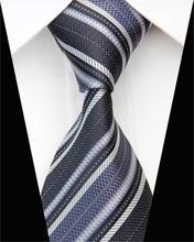New Hot Sale Men Accessories Tie 100% Silk Jacquard Woven Pattern Necktie Man Formal  Wedding Party Suit Ties Nt629 (4″/10cm)