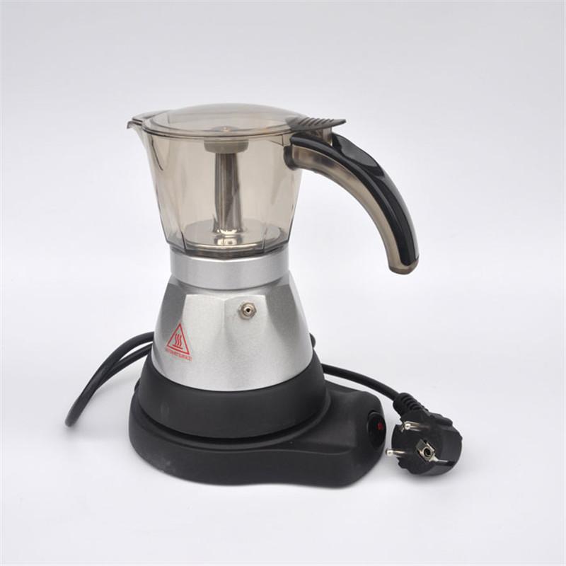 popular electric moka pot buy cheap electric moka pot lots from china electric moka pot