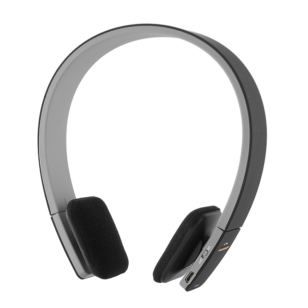 New Wireless Bluetooth Stereo Headphone Headset Mic for Laptop PC Phones for PS3 Skype xiaomi lenovo Black(China (Mainland))