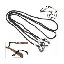 New Glasses Strap Neck Cord Adjustable Sunglasses Eyeglasses String Lanyard Holder Exercise Essential