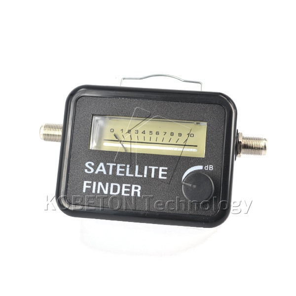 Digital Satellite Finder Meter FTA LNB DIRECTV Signal Pointer SATV Satellite TV Receiver Tool for SatLink Sat Dish Hot Sale(China (Mainland))