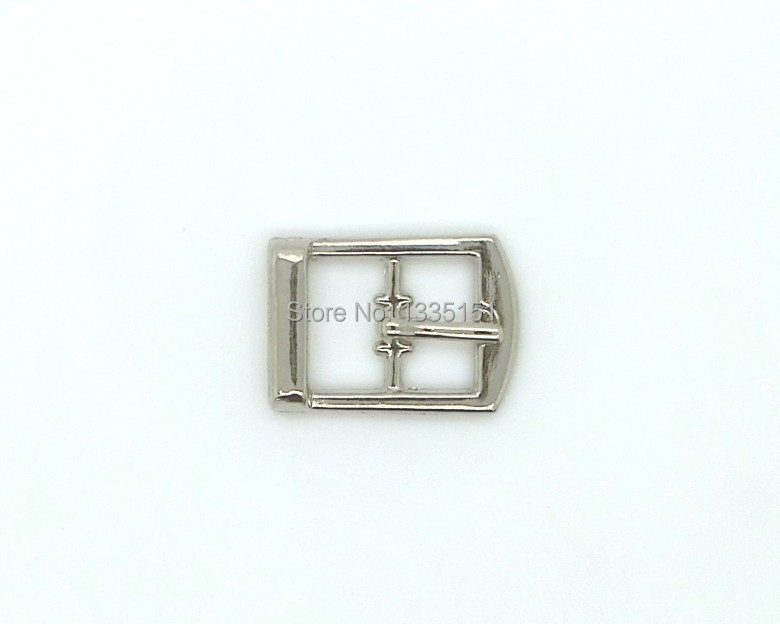 Free shipping- 50PCs Silver Tone Shoe Bag Clothes Slider Buckles Accessory 21x15mm D2191(China (Mainland))