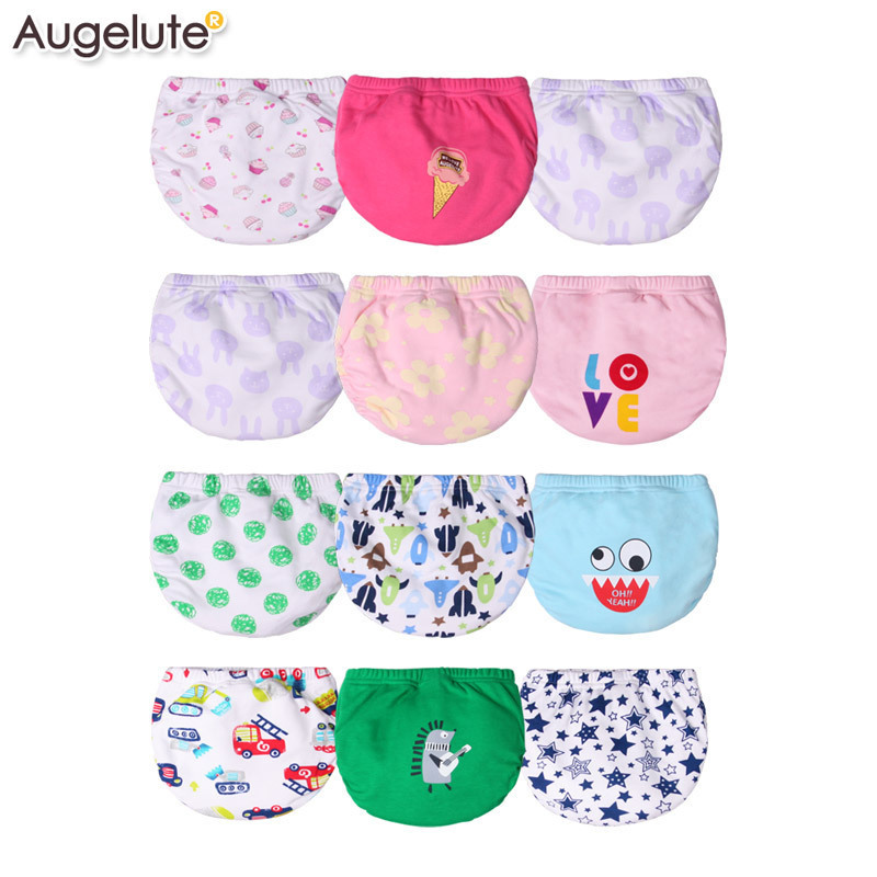 Brand Quality Baby Training Pants 5-Layers Super Absorbent Baby Training Potty Waterproof couche lavable(China (Mainland))