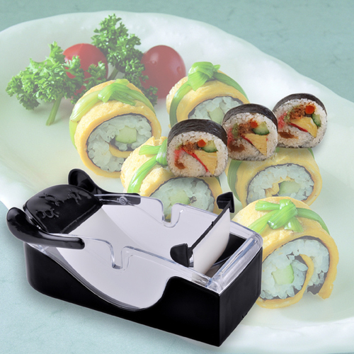 Easy Onigiri Roll Ball Sushi Maker Magic Cutter Roller Rice Mold Japanese Sushi Tools(China (Mainland))