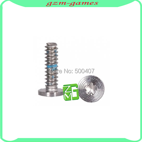 200pcs/Lot For Iphone 4 4G 4S bottom dock repair screw free shipping