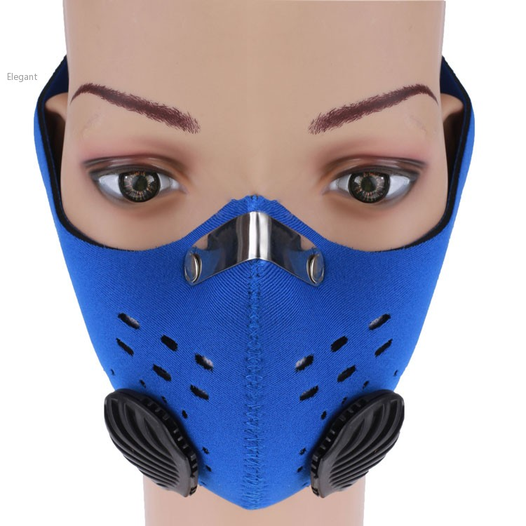 Hot Selling Unisex Nylon Anti-dust Outdoor Bicycle Motorcycle Cycling Half Face Soft Mask 3 Colors 29(China (Mainland))