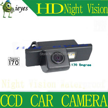rearview parking camera For NISSAN QASHQAI X-TRAIL Geniss Sunny Pathfinder/ Citroen C4/C5 Peugeot 307 Hatchback/307cc/408(China (Mainland))