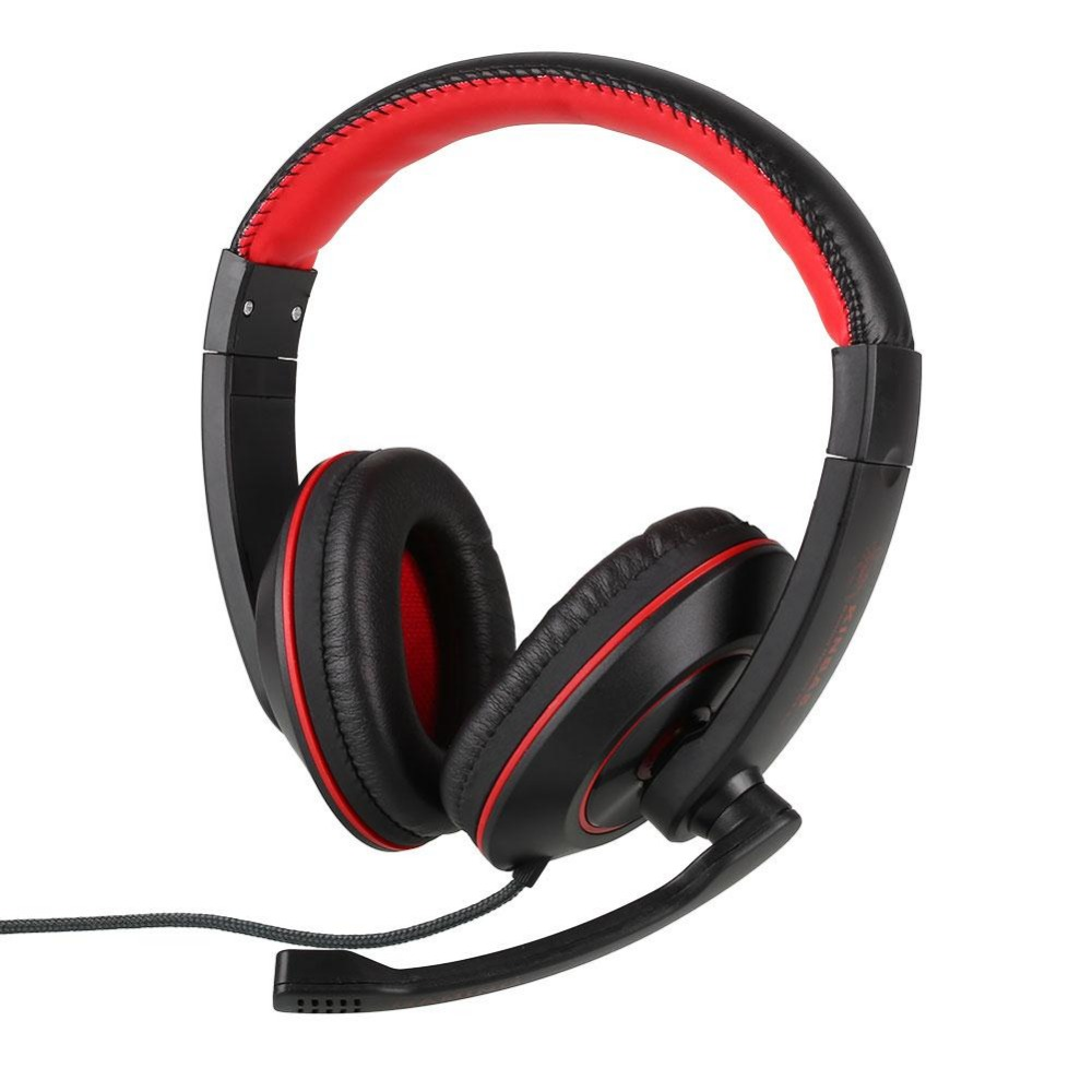 Casque Microphone Gamer Headset HiFi Stereo Headphone gaming Earphone With Mic For PC Computer Player Skype Phone Chat(China (Mainland))