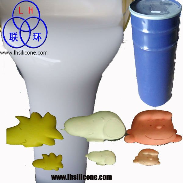liquid rtv silicone rubber for make mould raw materials(China (Mainland))