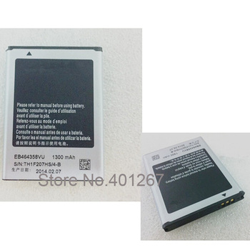 Rechargeable Battery For Samsung Galaxy Mini 2 S6500 / Galaxy Ace Plus S7500 / GT-S7500 / GT-S6802 EB464358VU Phone Parts