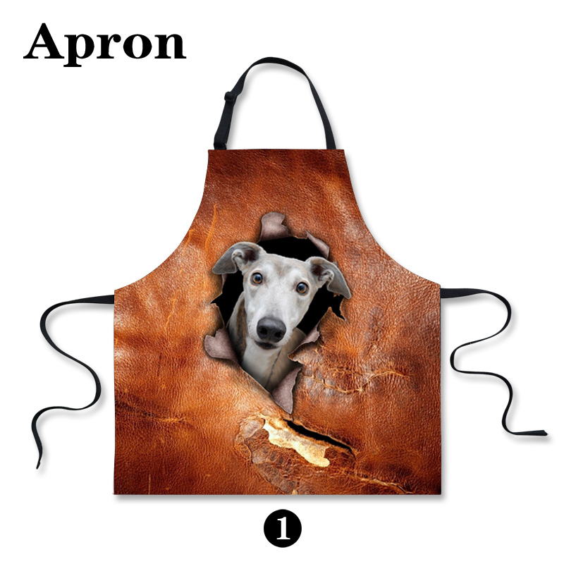 Funny Adult Bibs Kitchen Chef Aprons for Woman Men Fashion Anti-dust Waterproof Apron BBQ Party Apron Dress Grembiule Da Cucina(China (Mainland))