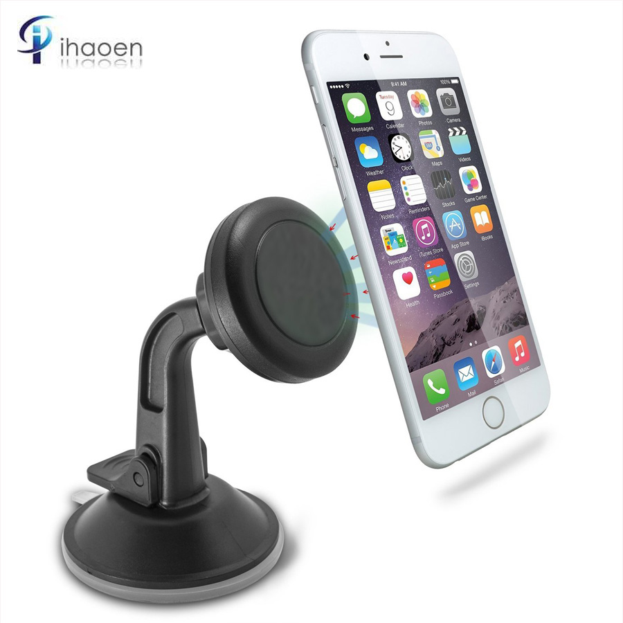 Convenient Dashboard Phone Holder Universal Magnetic Phone Holder Dashboard Windshield Mount Cell Phone Holder For Iphone 6 6s(China (Mainland))