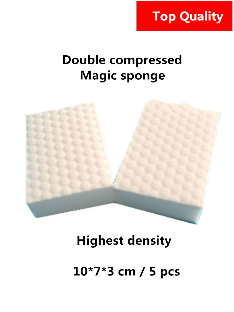 High density double compressed kitchen cleaning melamine sponge magic eraser pad for dish washing/car cleaning quality supplier(China (Mainland))
