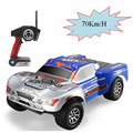 RC car Wltoys A969 B 1 18 Proportional high speed toy car 2 4G remote control