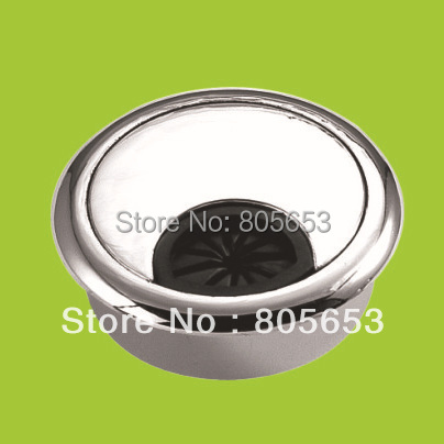 Hotsales round plastic furniture grommets table hole for 1 furniture hole cover