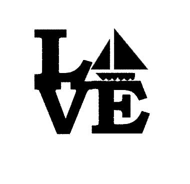 Wholesale 50pcs/lot Hot Sail Boat Love Sticker for Motorcycles Vinyl Decal Life Jacket Sailing Mast Cargo Ship Submarine Boats(China (Mainland))