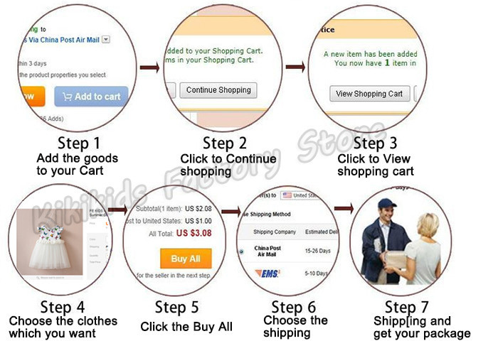 how to shopping 2