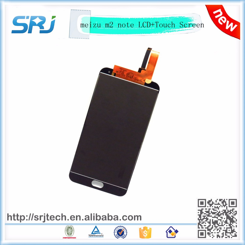 Original 5.5 inch Meizu M2 Note LCD Display Touch Screen Digitizer Glass Sensor Replacement parts Assembly