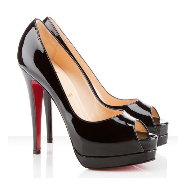 Aliexpress.com : Buy Wholesale red bottom Shoes Banana Peep Toe ...