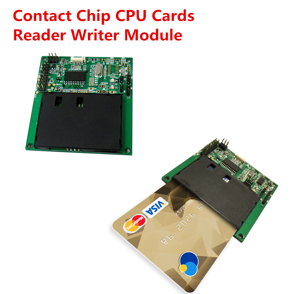 ACM38U-Y3 Contact Chip CPU Card Reader Writer Module W/ USB Interface ISO7816 Standard Support Embedded Integration(China (Mainland))