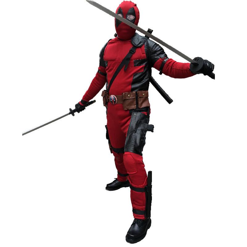 Image result for deadpool costume replica