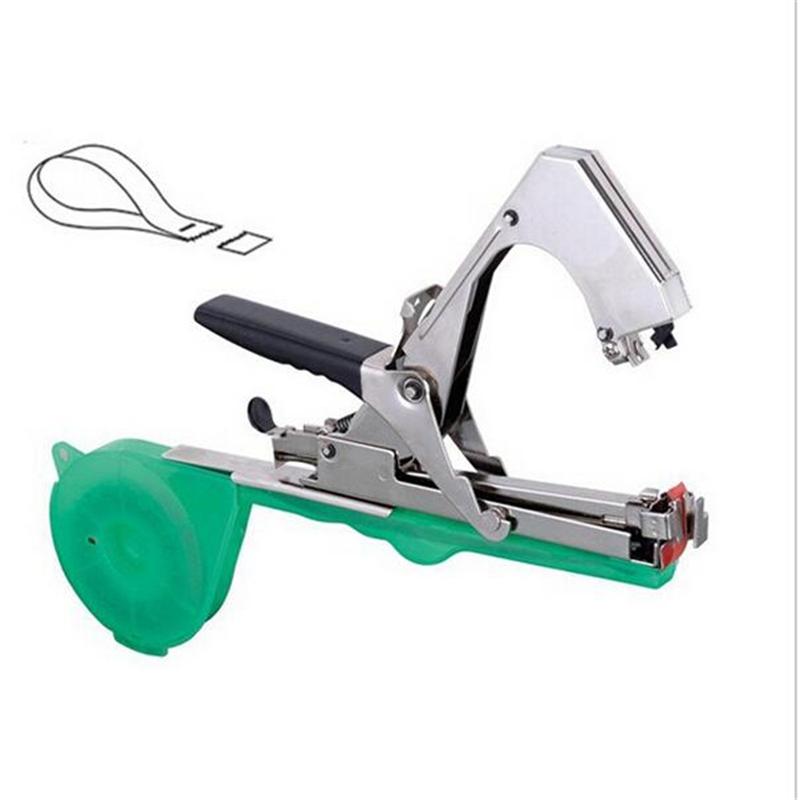 2016 new Bind branch Machine garden Tools Tape tool Tapener Packing Vegetable's stem Strapping Cortador Huerto Grape Binding(China (Mainland))