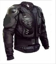 Moto Protection Body veste Spine Chest Protection des engins de ~ taille ml XL XXL XXXL noir noir + rouge livraison gratuite(China (Mainland))