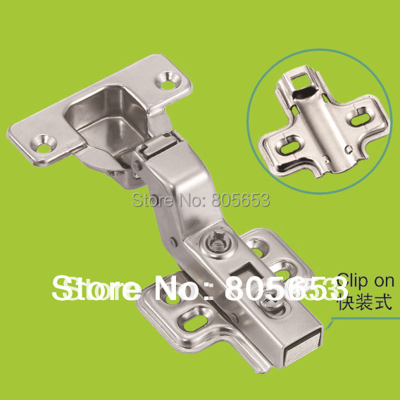 best quality+new wholesale inset clip on hinge (HH1613)(China (Mainland))