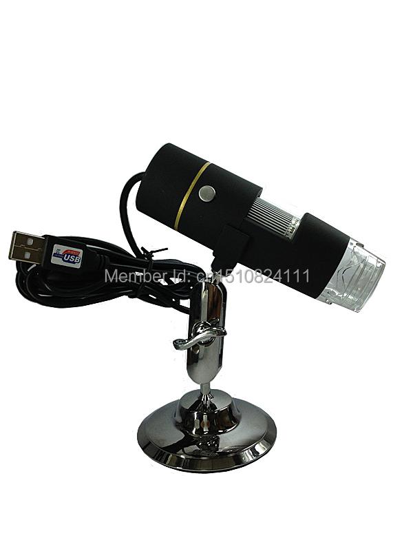 Портативный цифровой микроскоп USB 1000 X фото