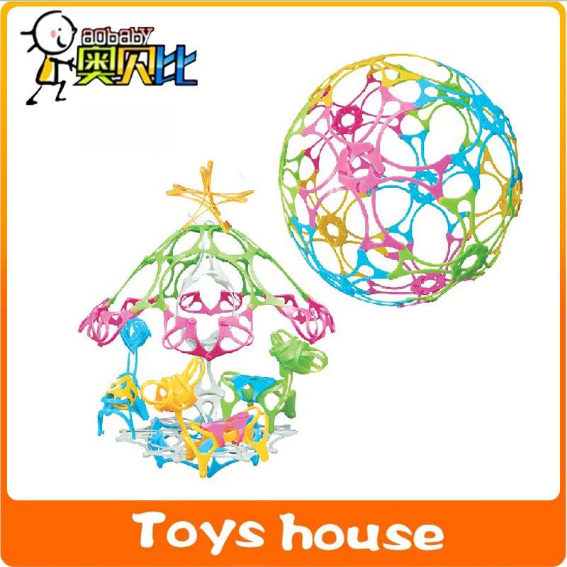 80pcs High-quality DIY Soft Building Block Education Toys brinquedos educativos hobby plastic model kits(China (Mainland))