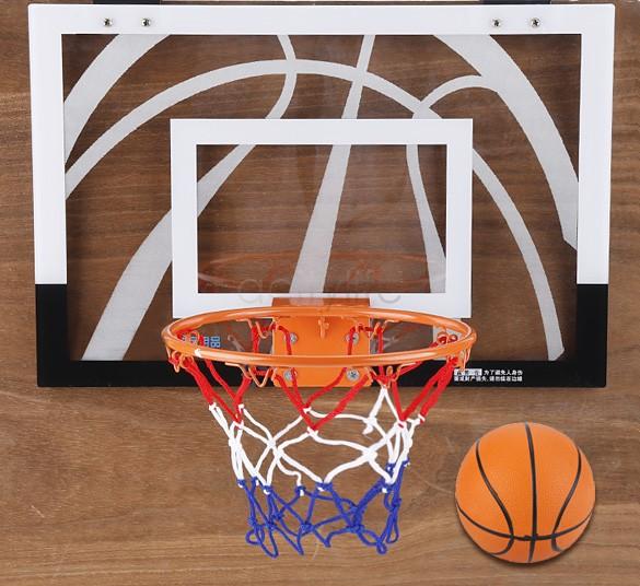 Excellent ! Hot 2015 Children Sport Toys Indoor Mini Basketball Hoop Net Backboard Rim Ball Pum 30(China (Mainland))