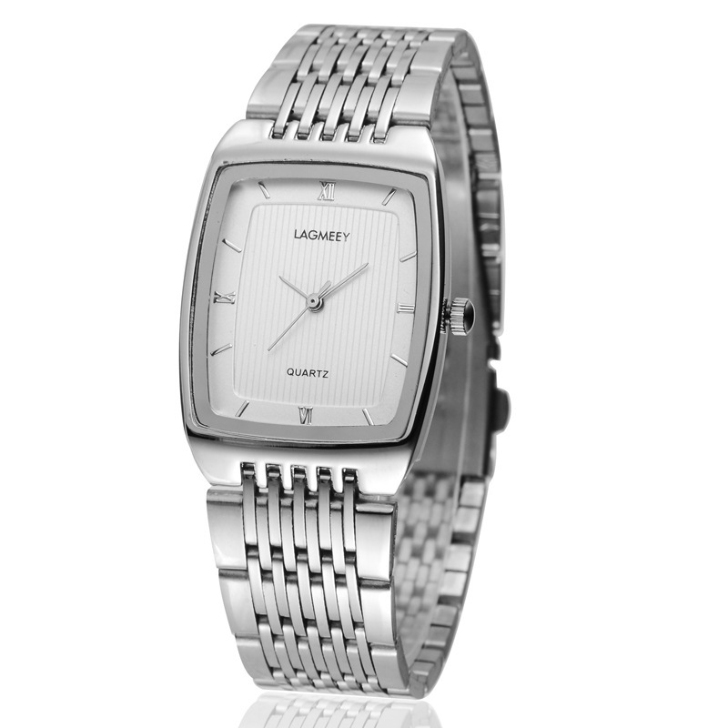 Fashion Casual Watch Stainless steel Watch Men Quartz Watch 2 colors G101