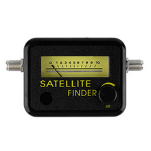 SF-9501 Digital Satellite Signal Tester Level Meter Finder With LCD Display(China (Mainland))
