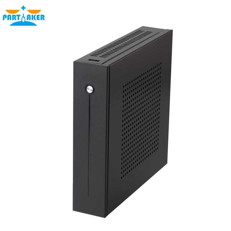 Partaker Quad Core Celeron J1900 Fanless Industrial Desktop Mini PC support Win7 / Linux / Windows(China (Mainland))