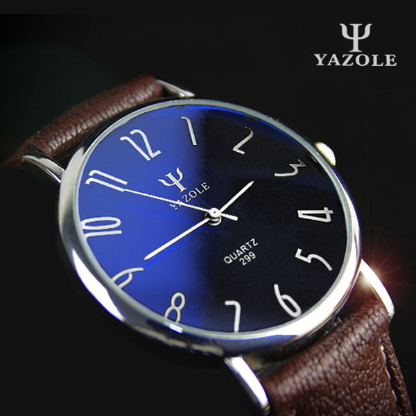 relogios watches men luxury brand blu ray slim water resistant relogios watches men luxury brand blu ray slim water resistant leather straps wristwatches business men s quartz watch fashion