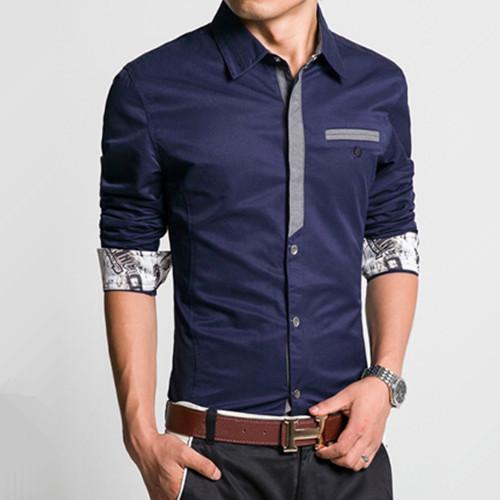 Dress Shirt For Men With Jeans Aliexpress.com : buy fashion shirt men ...