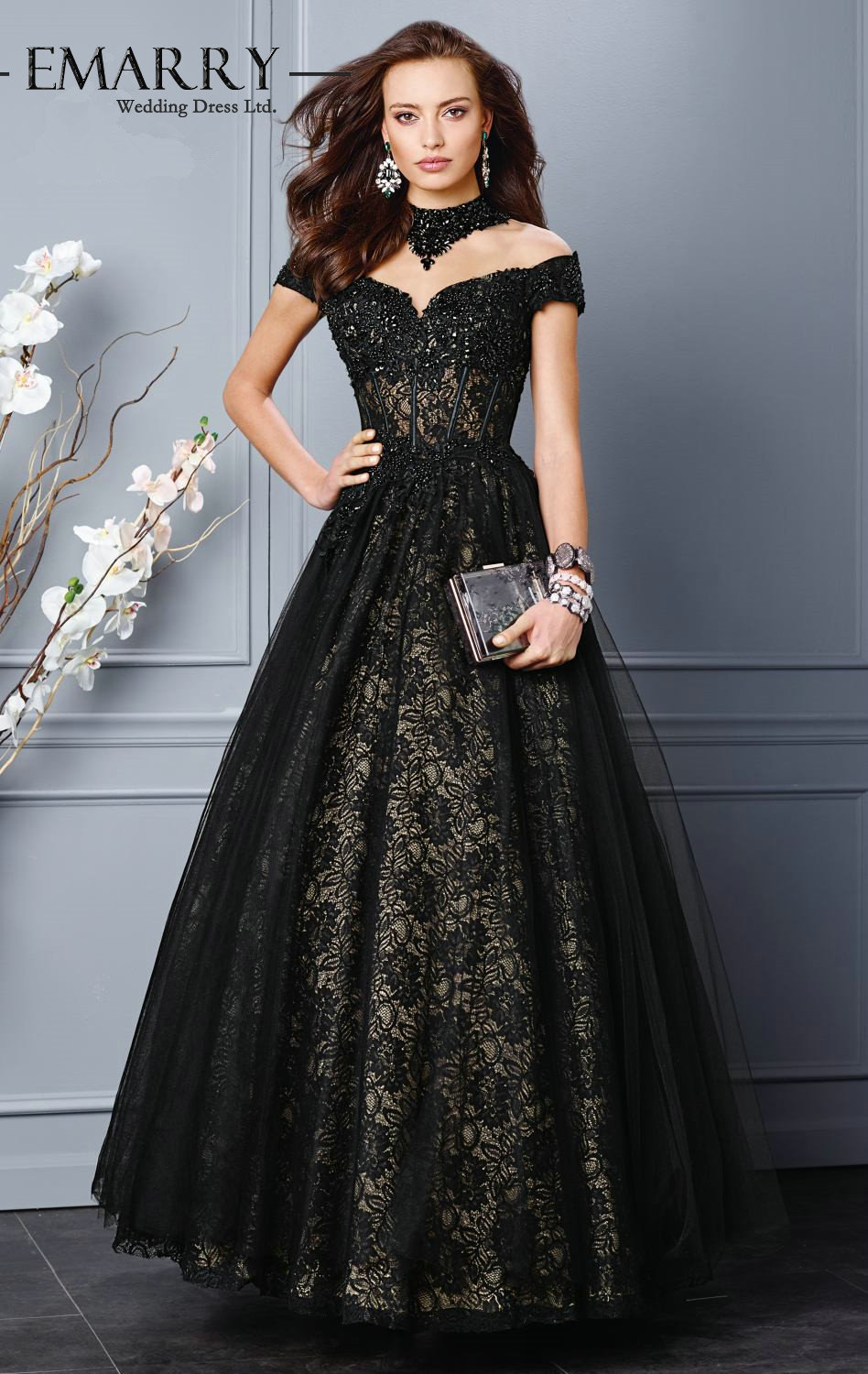 Long Evening Party Dresses For Sale - Boutique Prom Dresses