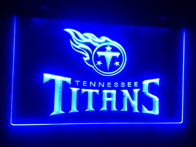 b-130 Tennessee Titans LED Neon Light Sign(China (Mainland))