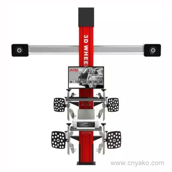 YAKO YWA-300C 3D Wheel Aligner Full Set - STORE store
