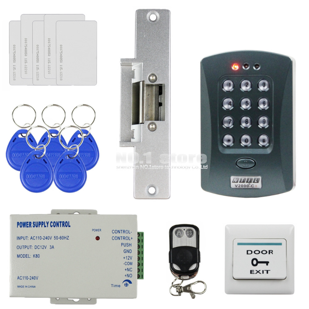 access card reader systems explanation