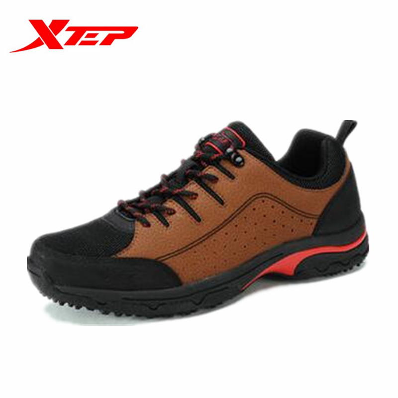 XTEP Mens Outdoor Anti-Slip Patchwork Training Shoes Male Lightweight Breathable Sport Sneakers 986219179068B4G69<br><br>Aliexpress