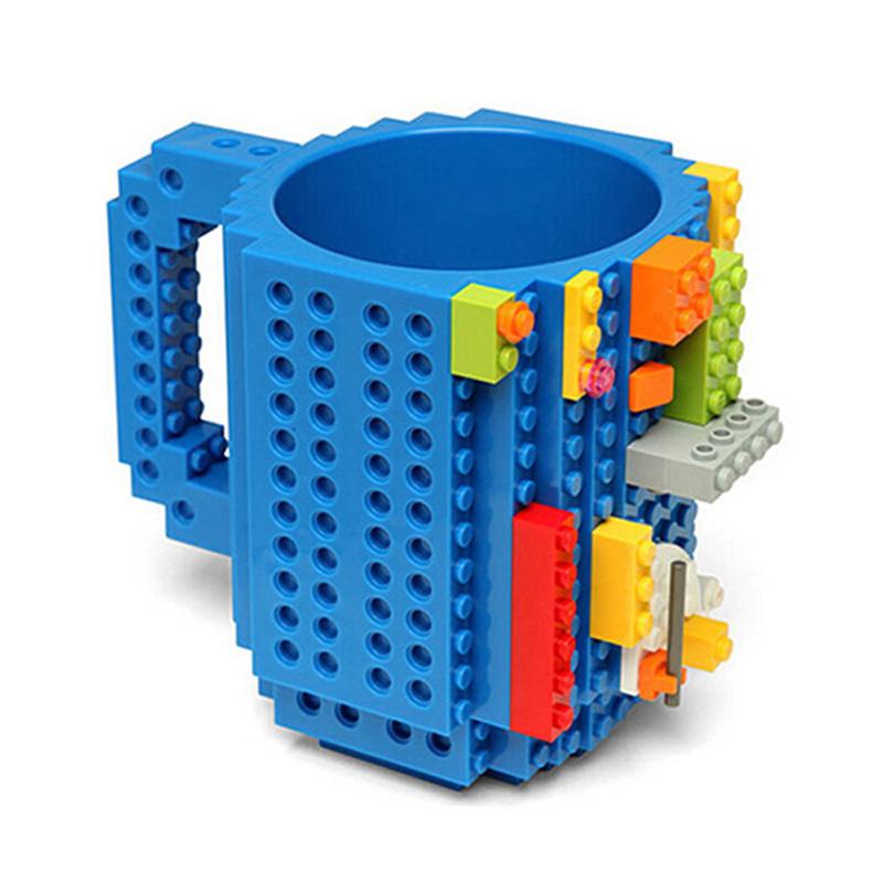 Build-On Brick Mug   ThinkGeek