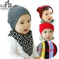 Retail 6 48 Months earflaps lovely caps hats touca baby children infant gorras head beanies bebes
