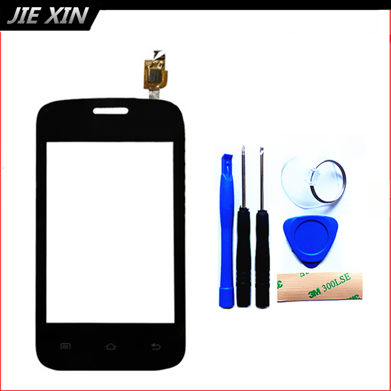 Tools+3M Sticker New Replacement Touch Screen For Fly iq239 iq 239 Cell Phone Digitizer Front Glass free shipping(China (Mainland))