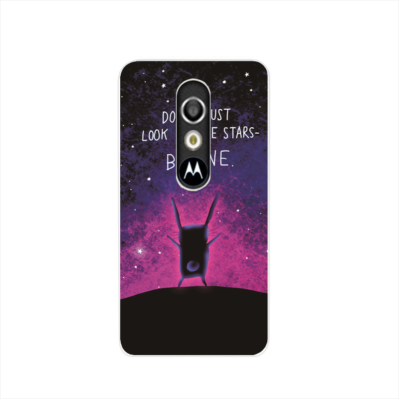 08580 Don t Just Look At The Stars housing Cover cell phone Case for Motorola Moto G3 G 3rd Gen Generation(China (Mainland))