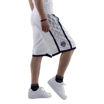 2015 fashion Brand summer Basketball shorts USA dream team basketball sports gym running loose summer loose Knee plus size 3XL(China (Mainland))