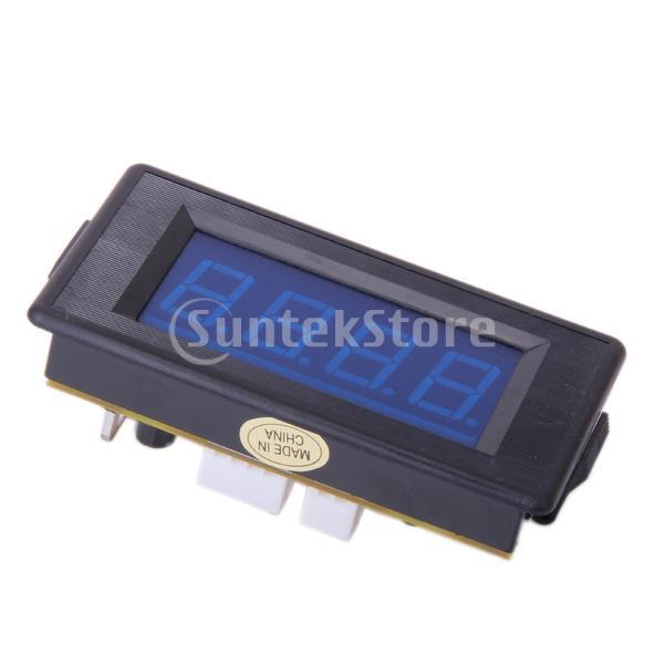 Blue LED 4-Digital 0 - 9999 Up / Down Digital Counter(China (Mainland))